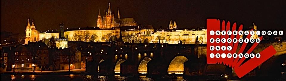 Mezinárodní akordeonové dny v Praze