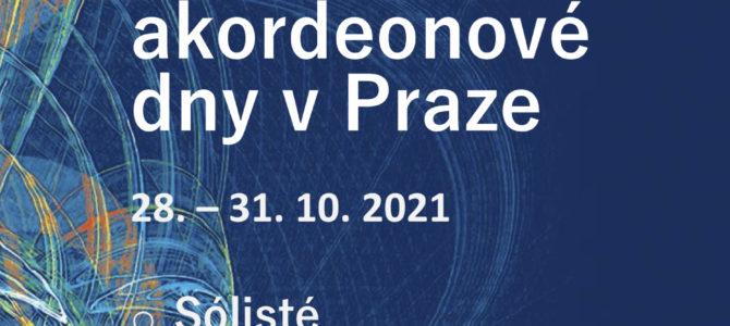 7. Mezinárodní dny akordeonu v Praze
